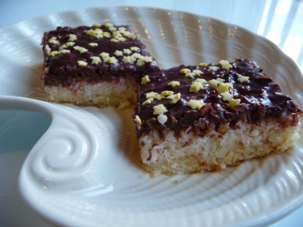 Kokosowe ciasto Bounty
