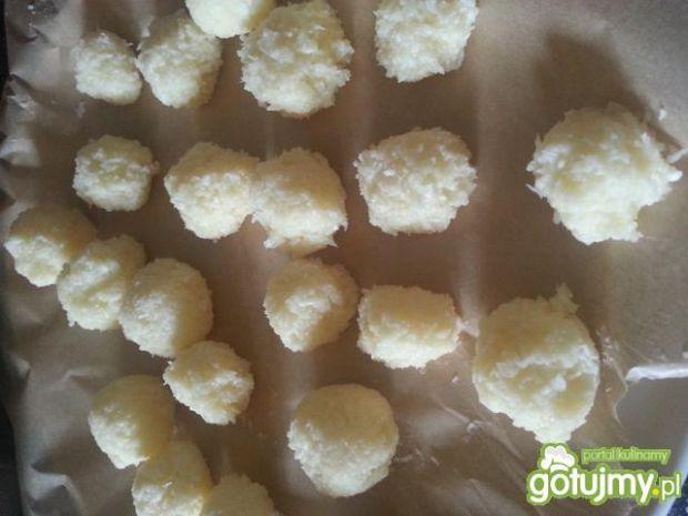 Kokosowe kuleczki w czekoladzie