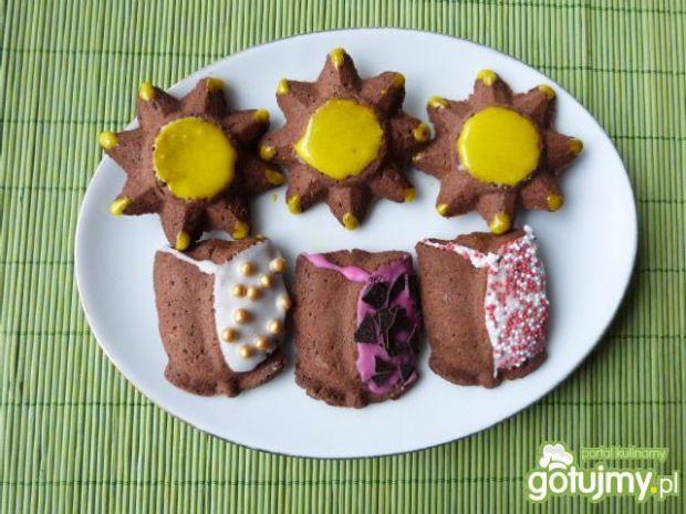 Kokosowo-makowe kruche ciasteczka