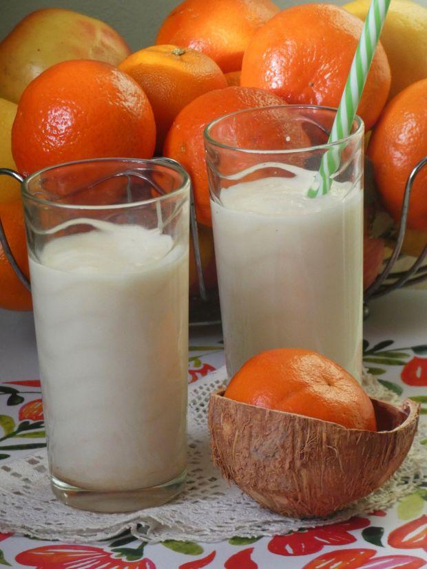 Koktajl ananasowo-koksowy