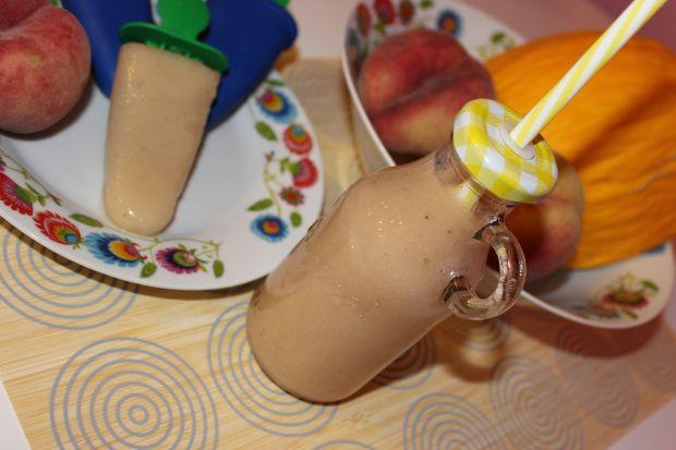 Koktajl i lody z melonem