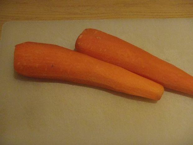 Koktajl marchewkowy z otrębami