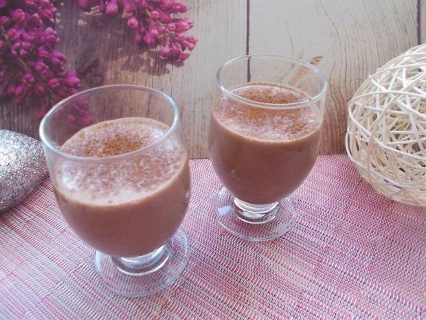 Koktajl maślankowy z kakao