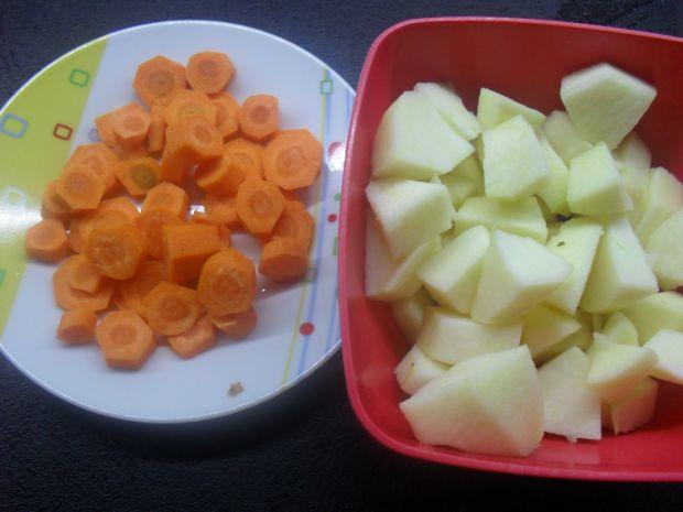 Koktajl owocowo -warzywny
