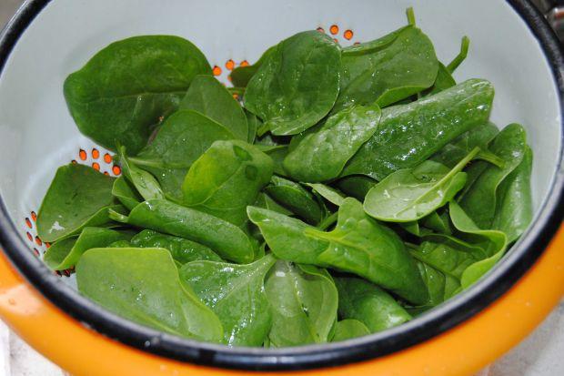 Koktajl  szpinakowo- owocowy