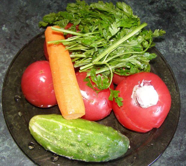 Koktajl warzywny