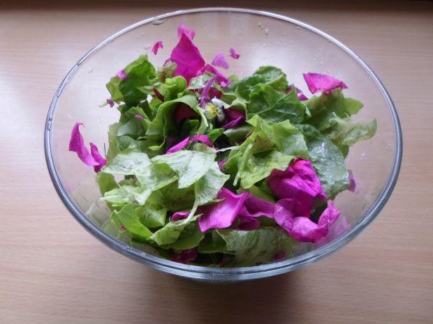 Kolorowa sałatka