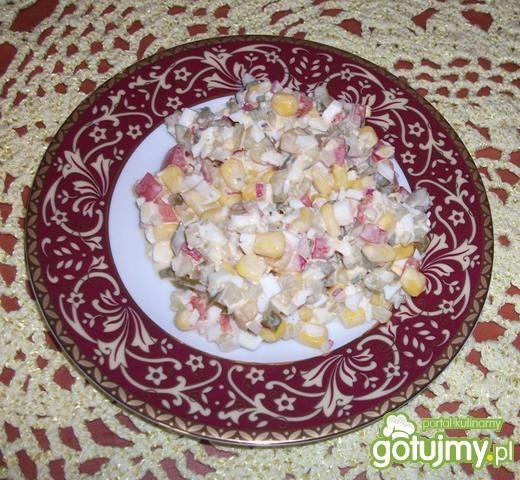 Kolorowa sałatka wielosmakowa