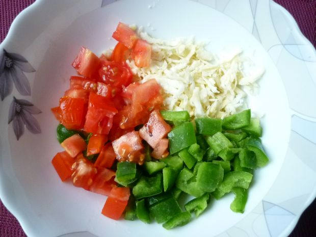 Kolorowa surówka z selera