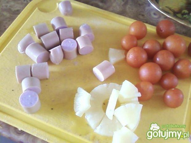 Kolorowe szaszłyki 7