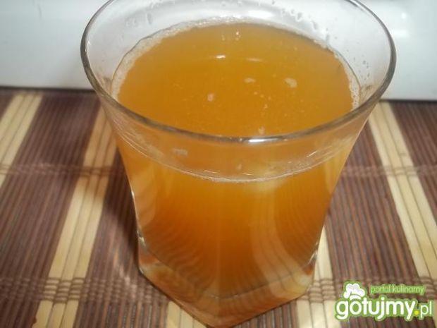 Kompot jabłkowo-rabarbarowy