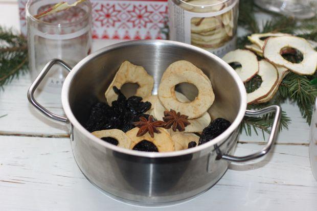 Kompot wigilijny z suszonych owoców