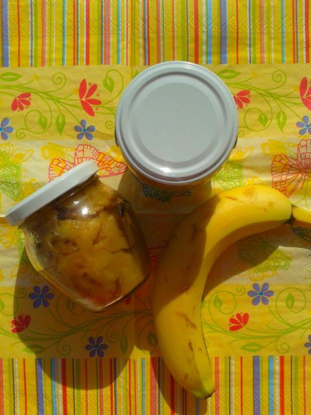 Konfitura bananowo-karmelowa