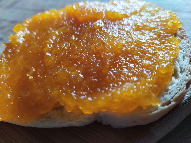 Konfitura z dyni i pomarańczy
