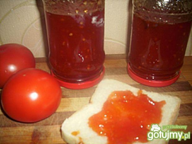 Konfitura z pomidorów