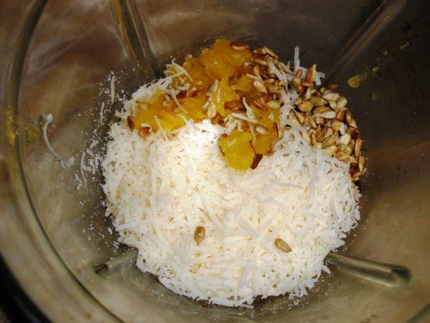 Kopytka z pesto z dyni i słonecznika