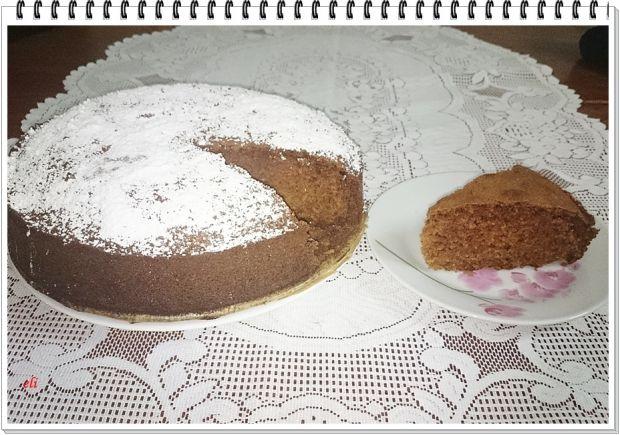 Korzenne ciasto Eli z batatem