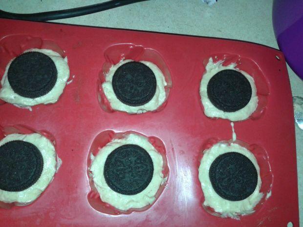 Korzenne muffinki  z duszą