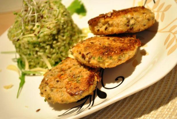 Kotleciki rybne pieczone lub smażone