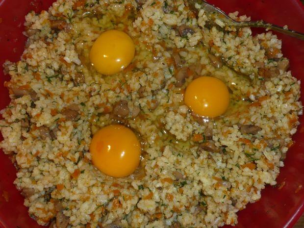 Kotleciki ryżowe