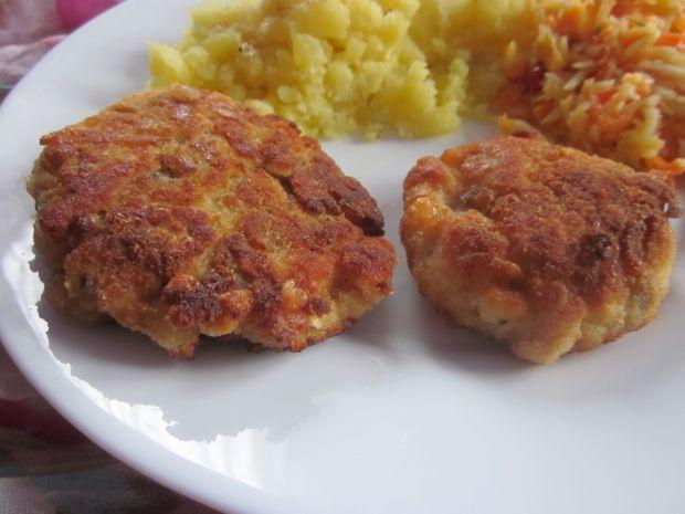 Kotleciki z filetów z kurczaka