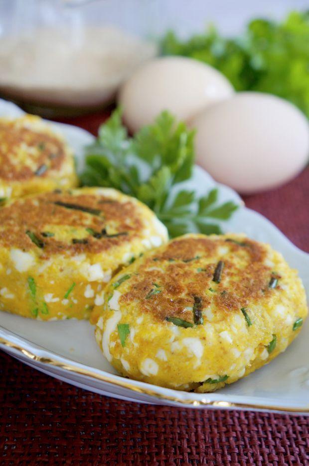 Kotleciki z jajek