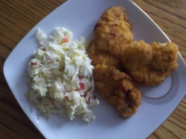 Kotleciki z kurczaka