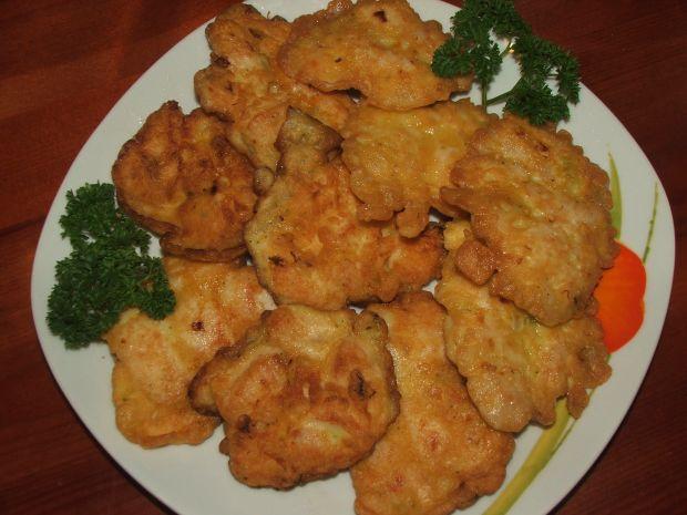 Kotleciki z kurczaka serowo-cebulowe