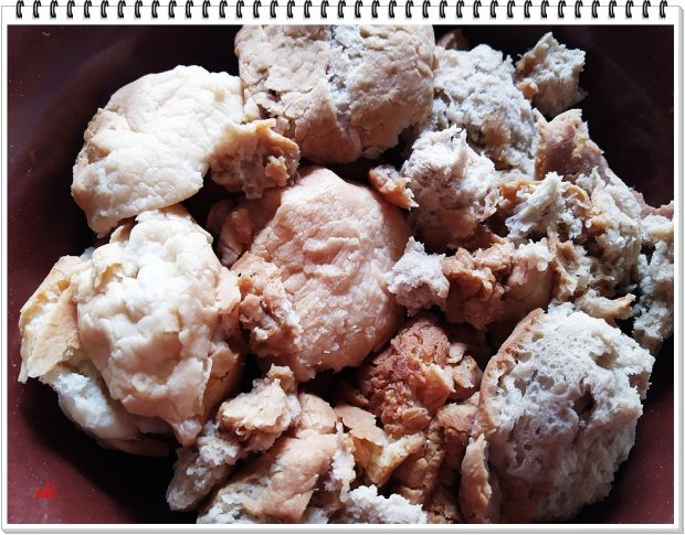 Kotlety chlebowe Eli z podgrzybkami