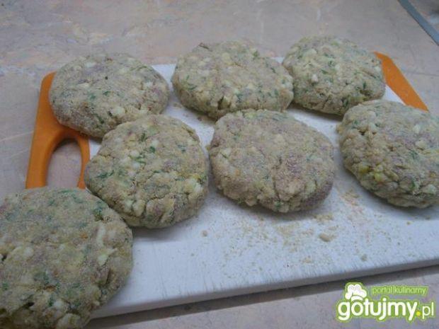 Kotlety jajeczno mięsne