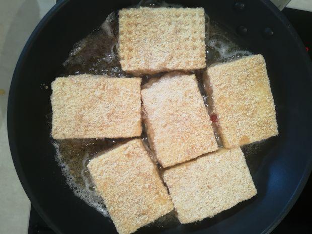 Kotlety mielone w wafelku