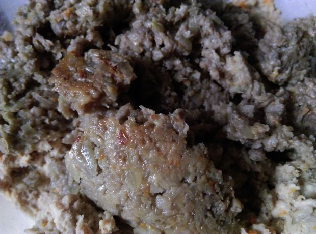 Kotlety mielone z gotowanego mięsa