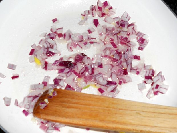 Kotlety mielone z indyka i kaszy jaglanej