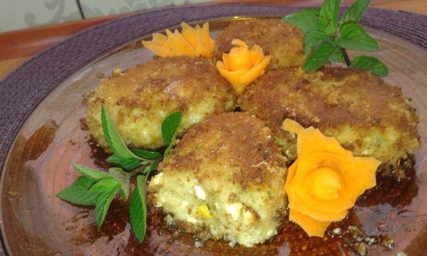 Kotlety mielone z kalafiora i jajka
