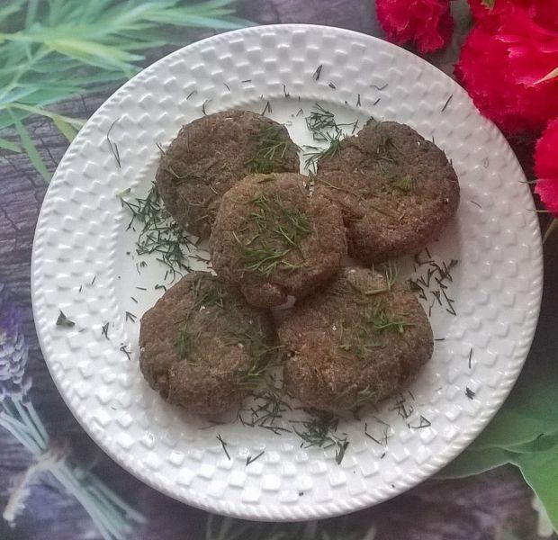 Kotlety pieczone z makreli