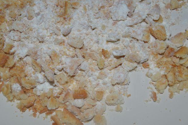 Kotlety schabowe w słonych krakersach