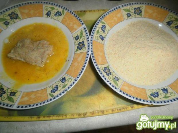 Kotlety sojowe z ziemniakami