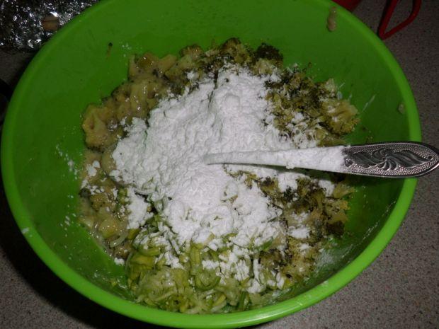 Kotlety z brokułami