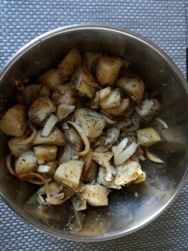 Kotlety z duszonych ziemniaków