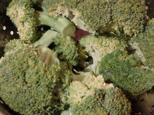 Krem brokułowo-cukiniowy