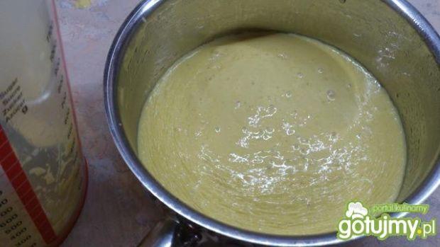 Krem kukurydziano serowy