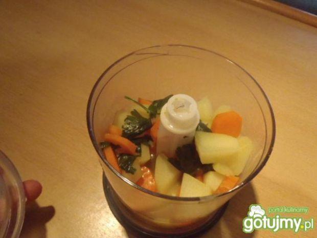Krem warzywny