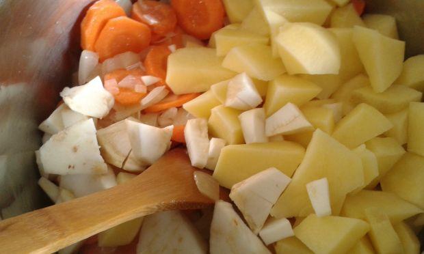 Krem z warzyw