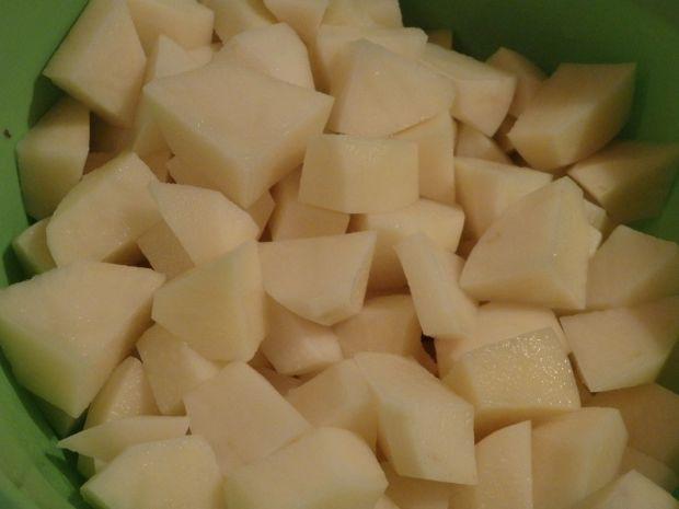 Krem ziemniaczany z majerankiem i tymiankiem