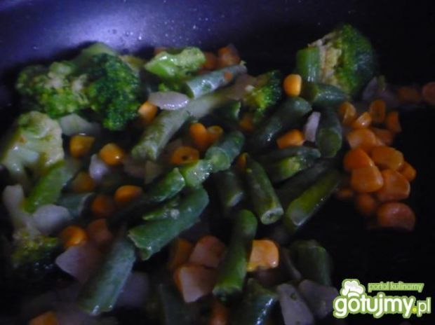 Kremowa zapiekanka z brokułem