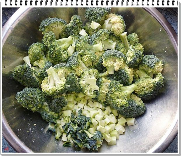Kremowa zupa brokułowo dyniowa Eli