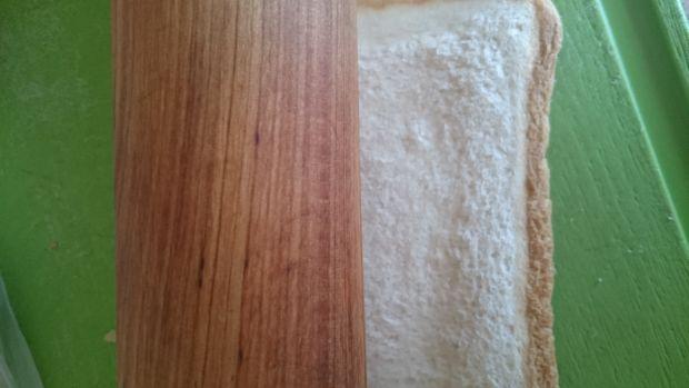 Krokiety z chleba tostowego z kremem czekoladowym