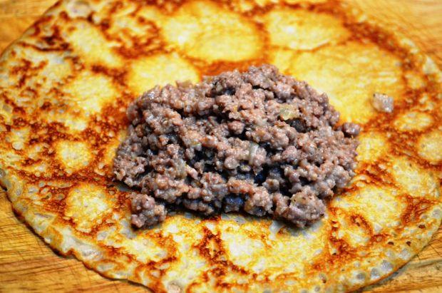 Krokiety z mięsa mielonego