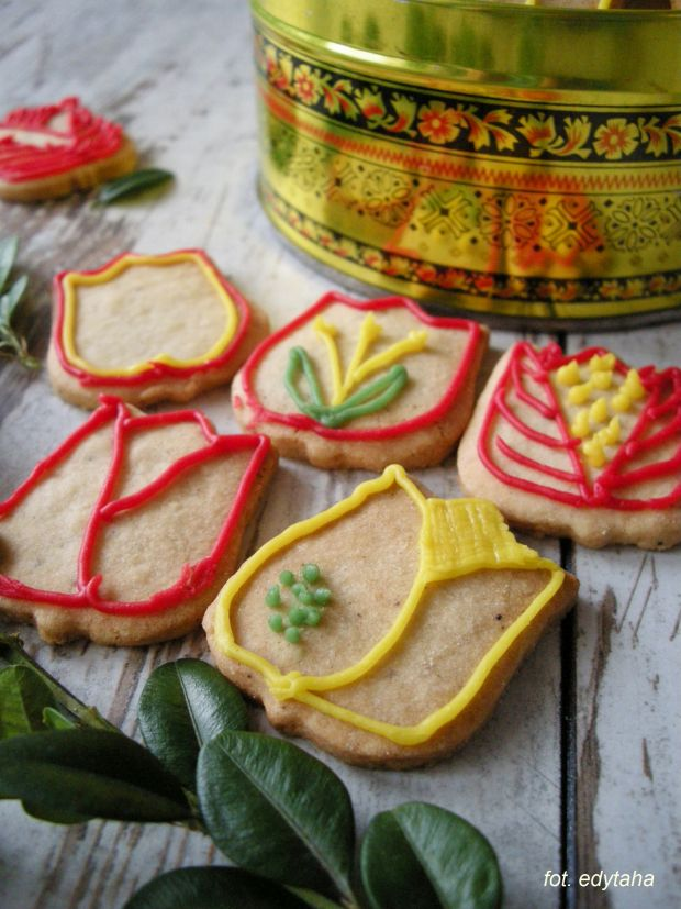 Kruche ciasteczka jaglano-ryżowe