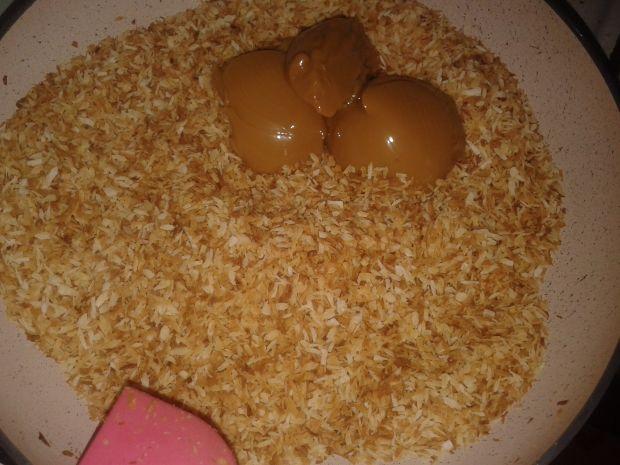 Kruche ciastka z kokosem
